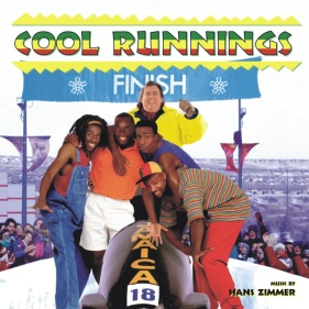 "Cartel de película ""Cool Runnings"""